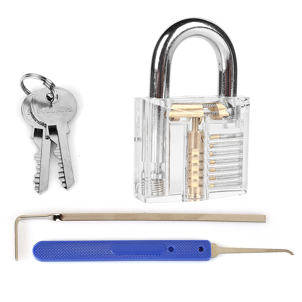 lockpicking set dietriche set vorh ngeschloss. Black Bedroom Furniture Sets. Home Design Ideas