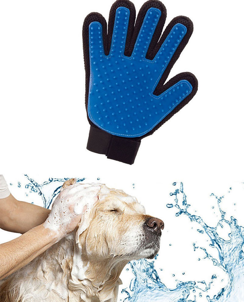 Dog Grooming Glove Ebay