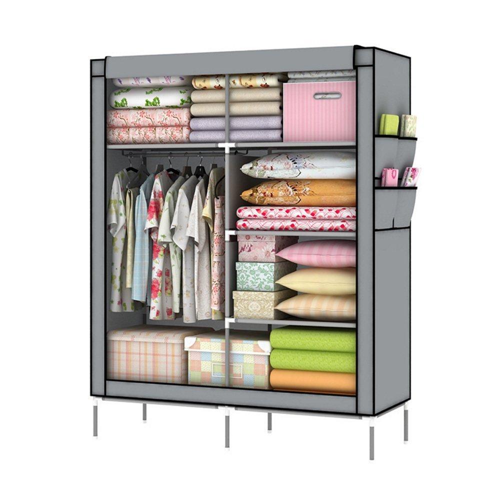 LAGUTE-Portable-Clothes-Closet-Wardrobe-Non-woven-Fabric-