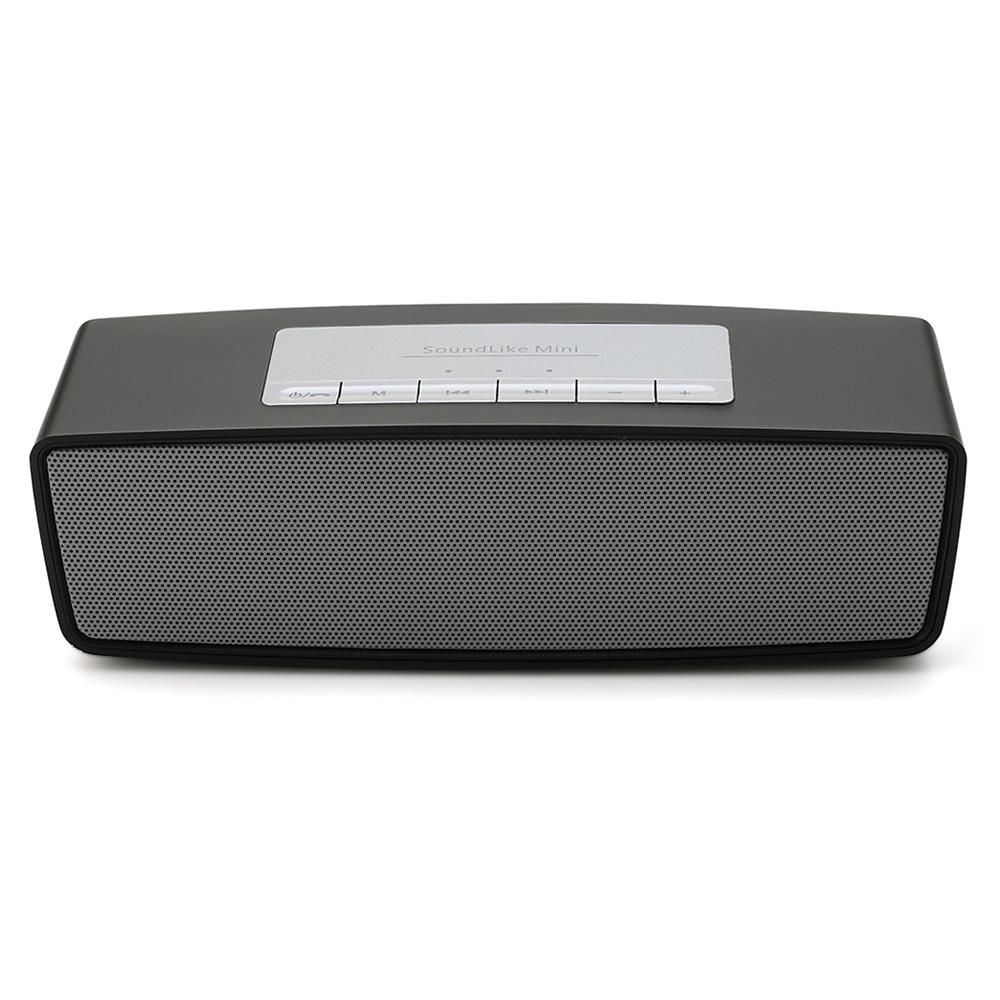 portable wireless bluetooth lautsprecher super bass stereo f r handy pc schwarz ebay. Black Bedroom Furniture Sets. Home Design Ideas