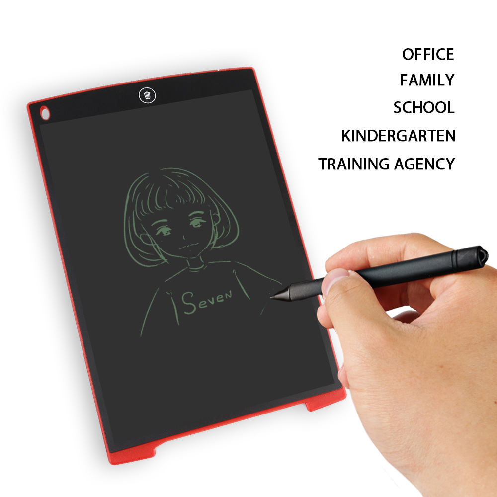 Electronic Digital LCD Writing Pad Tablet Drawing Graphics Board Notepad | eBay