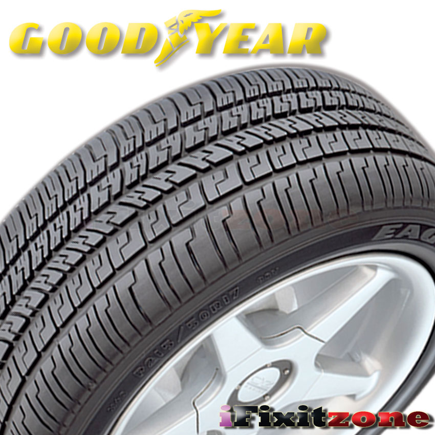 4 x new goodyear 195 60r15 88h eagle rs a m s all season. Black Bedroom Furniture Sets. Home Design Ideas