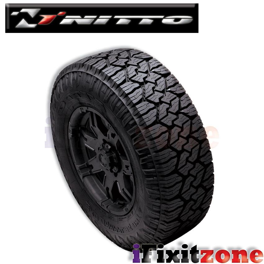 2 nitto exo grappler awt lt275 70r18 e 10 125q all terrain performance tires. Black Bedroom Furniture Sets. Home Design Ideas