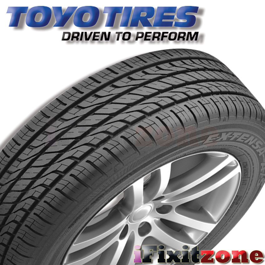 4 p185 75r14w toyo extensa a s 89s all season touring high performance tires ebay. Black Bedroom Furniture Sets. Home Design Ideas