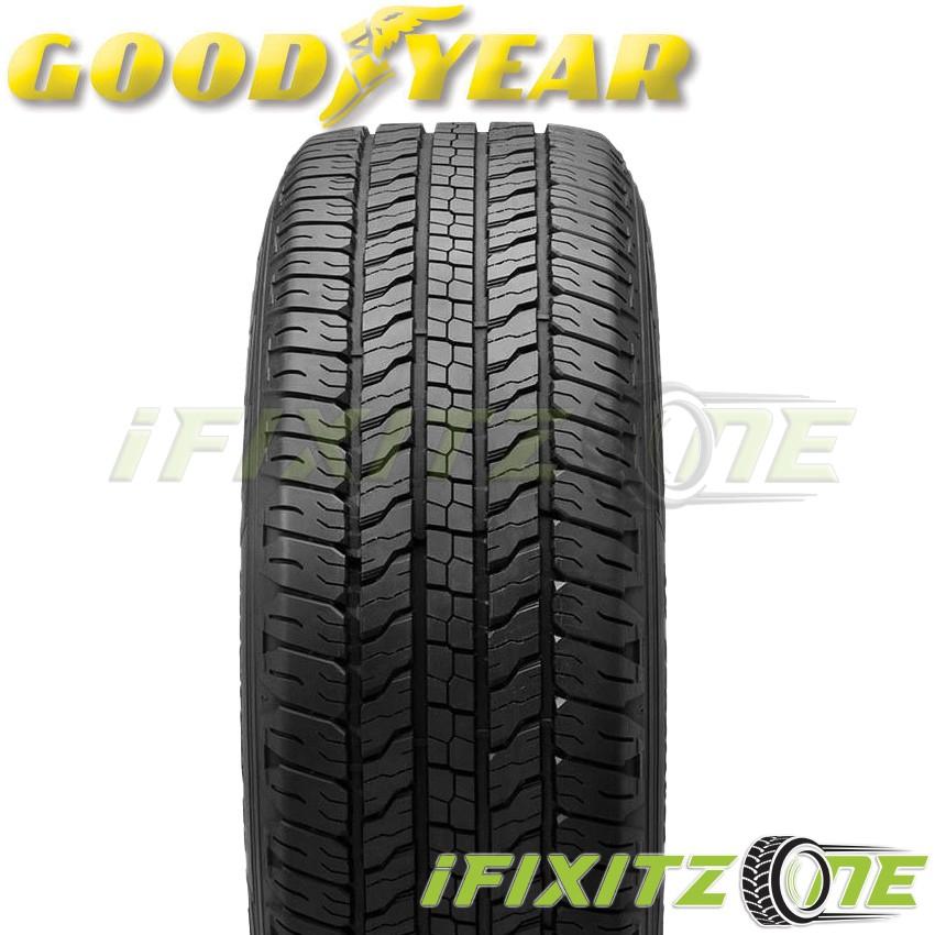 Owner 1 Goodyear Wrangler Fortitude HT All-Season 265/70R16 Truck SUV 65K Mile Tires