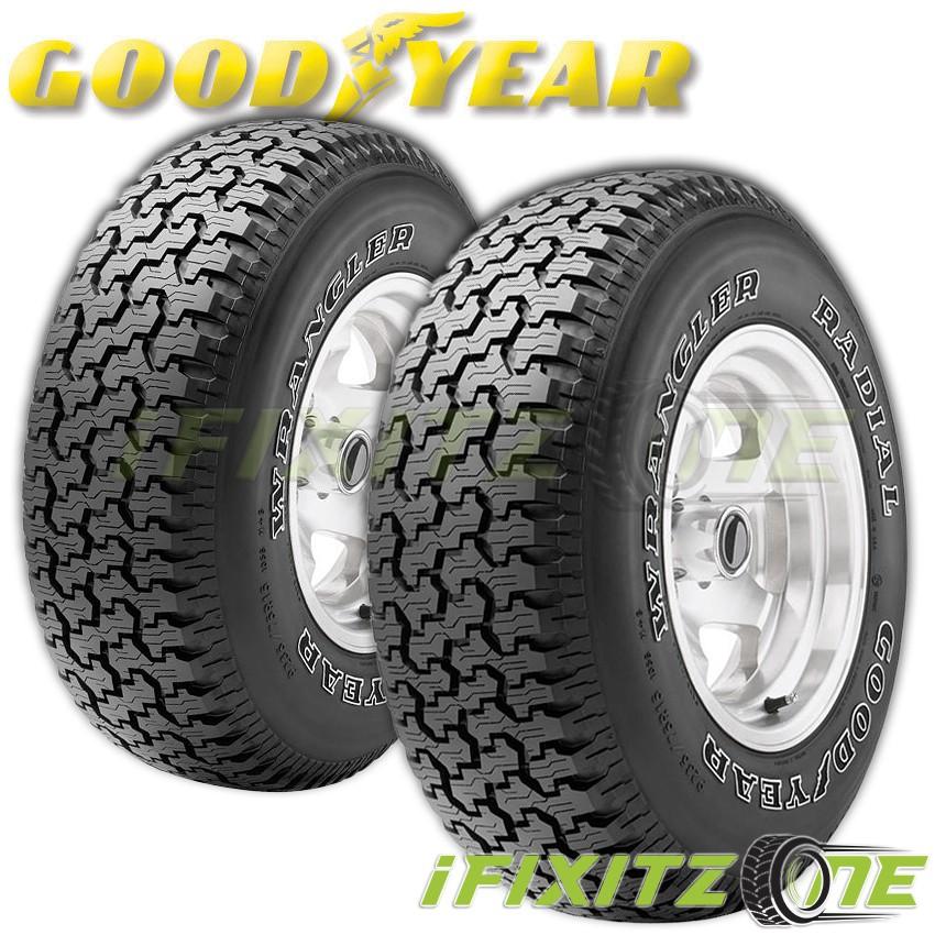 Radial All Terrain Tires