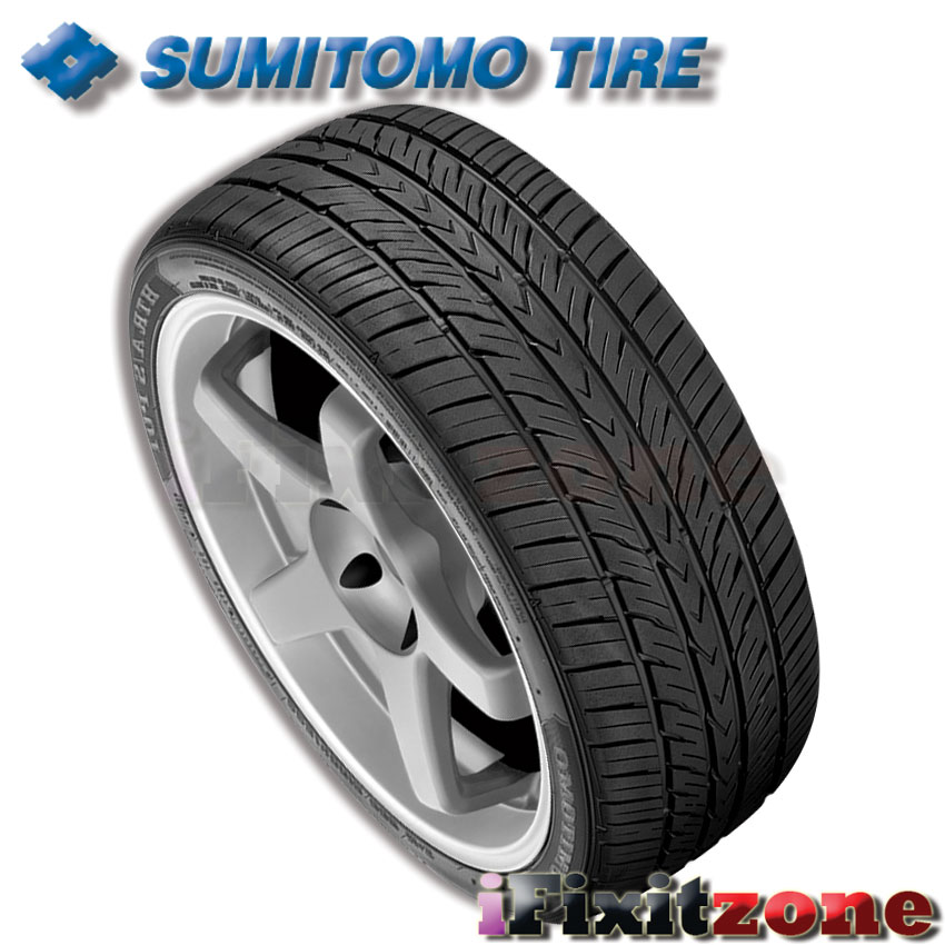 4 sumitomo htr a s p01 225 55 16 95h high performance all season tires ebay. Black Bedroom Furniture Sets. Home Design Ideas