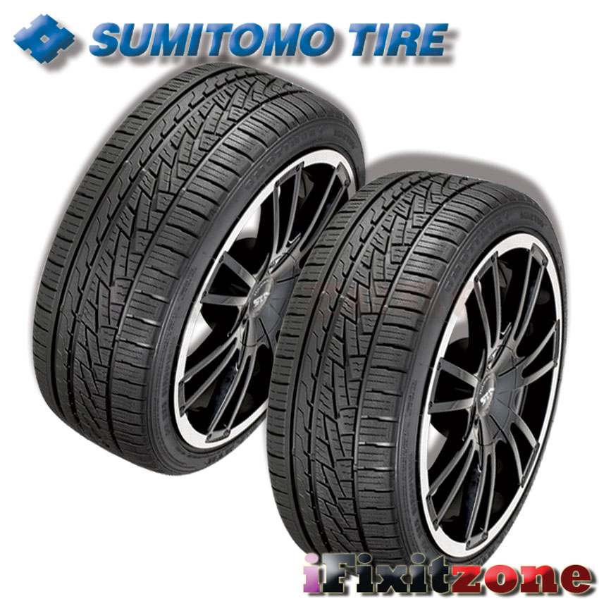 4 sumitomo htr a s p02 215 50 17 91w all season high performance touring tires ebay. Black Bedroom Furniture Sets. Home Design Ideas
