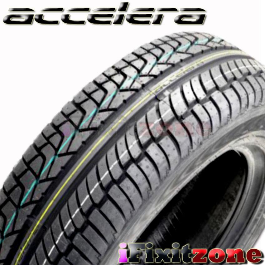 4 accelera iota 315 35zr20 110w all season ultra high performance tire 315 35 20 ebay. Black Bedroom Furniture Sets. Home Design Ideas