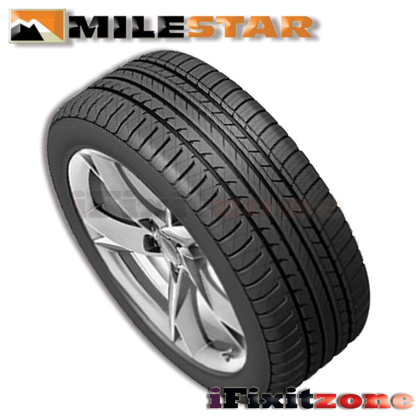 4 milestar ms932xp 245 40zr19 98w xl all season ultra high performance tires new ebay. Black Bedroom Furniture Sets. Home Design Ideas