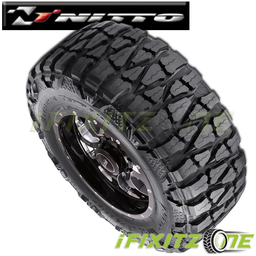 Truck Mud Tires >> Details About 1 Nitto Grappler 33x12 50r17 120q E10 Extreme Terrain Off Road Truck Mud Tires