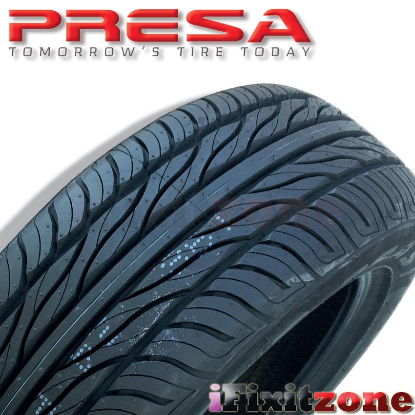 4 presa psas1 235 50r17 100w quality all season ultra high performance tires. Black Bedroom Furniture Sets. Home Design Ideas