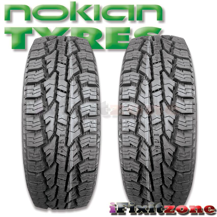2 Nokian Rotiiva At Lt235 75r15 116 113s 10ply E All Terrain Tire