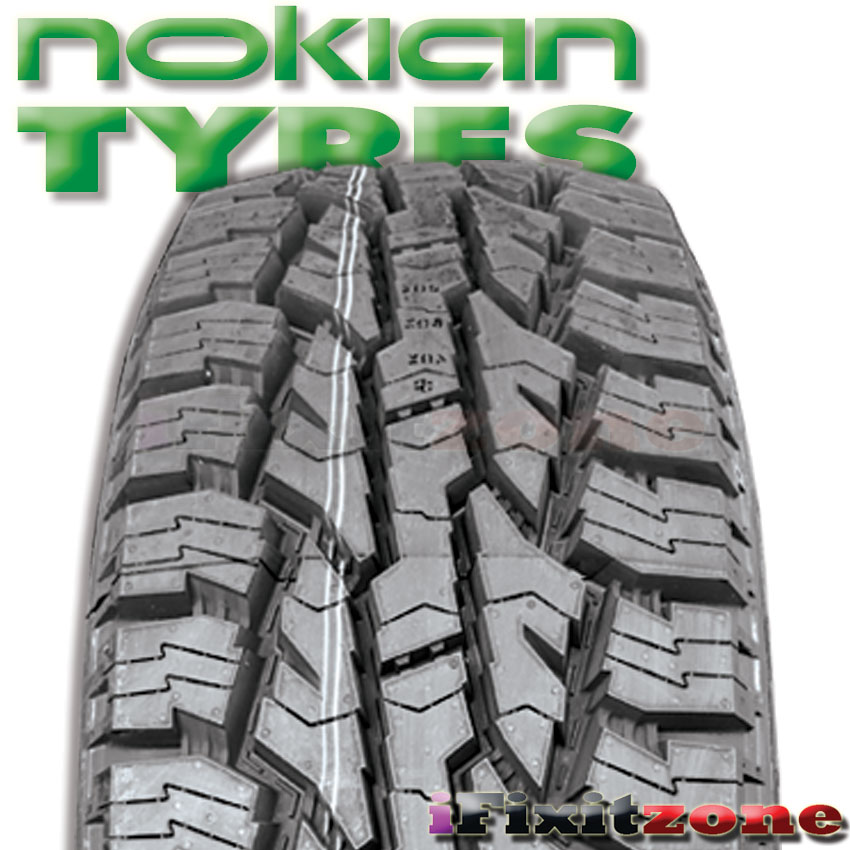 4 nokian rotiiva at 275 65r18 116t m s rated all terrain tire 275 65 18 new ebay. Black Bedroom Furniture Sets. Home Design Ideas