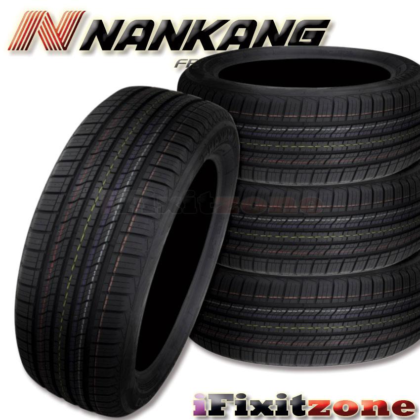 4 nankang sp 9 235 55r17 99v all season high performance tires 235 55 17 new. Black Bedroom Furniture Sets. Home Design Ideas