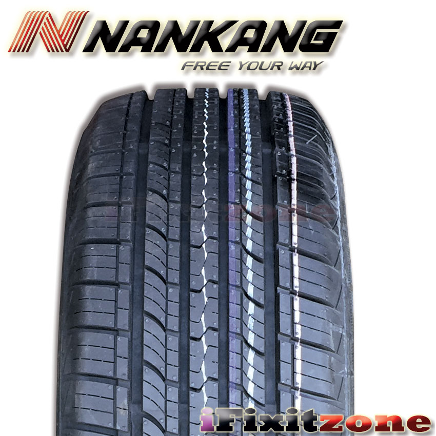 2 nankang sp 9 225 60r15 96v all season high performance. Black Bedroom Furniture Sets. Home Design Ideas