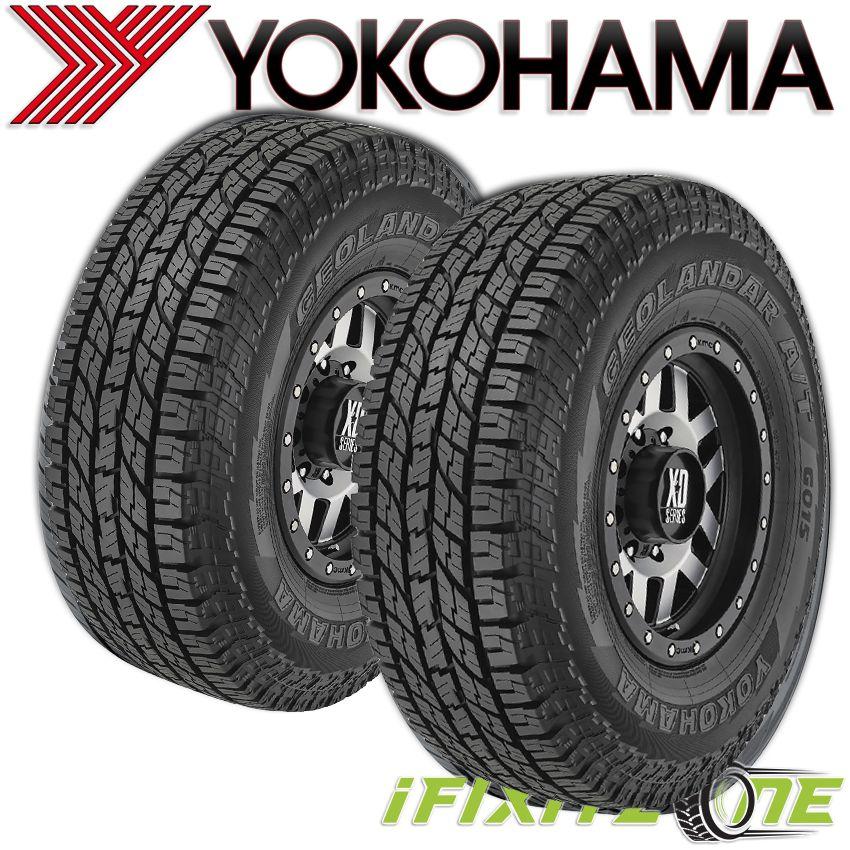 4 NEW 185//65-15 YOKOHAMA AVID ASCEND TR 65R R15 TIRES