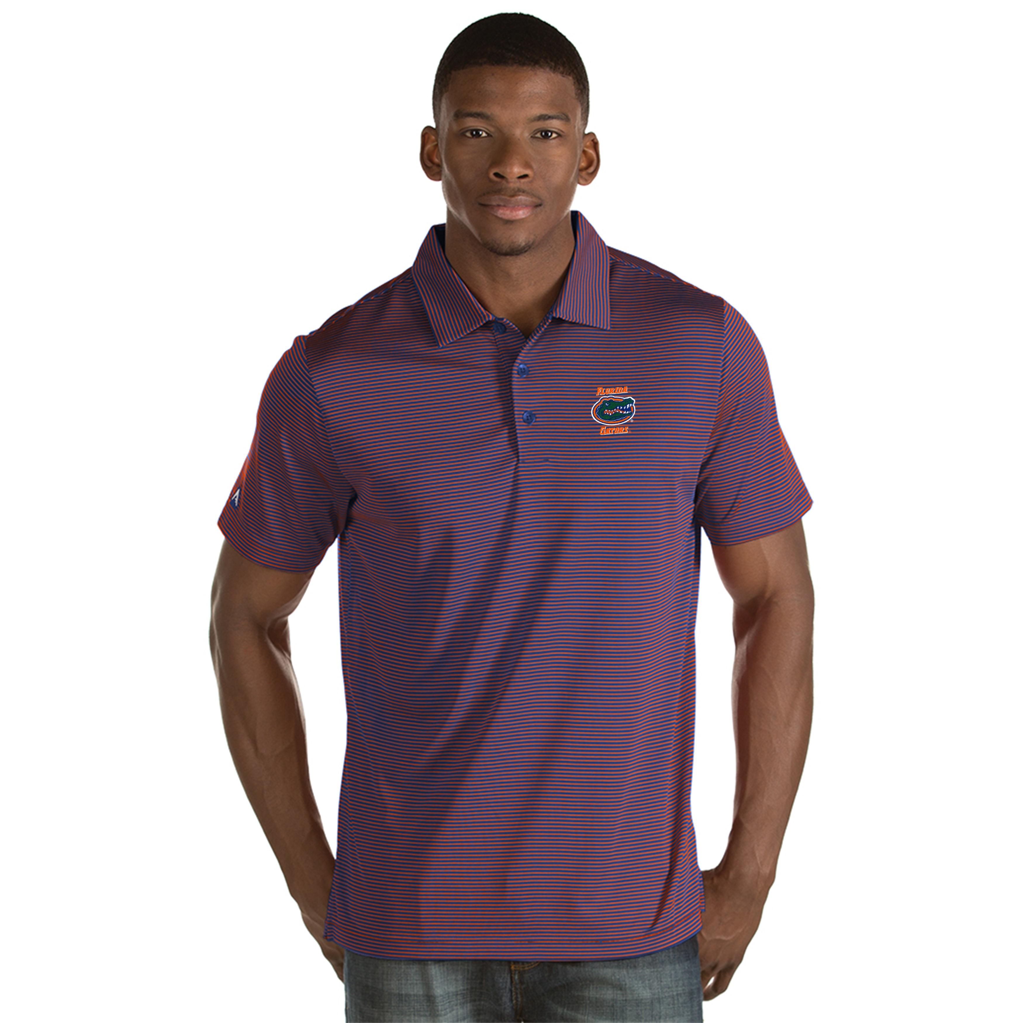 University Of Florida Mens Quest Polo Shirt Ebay
