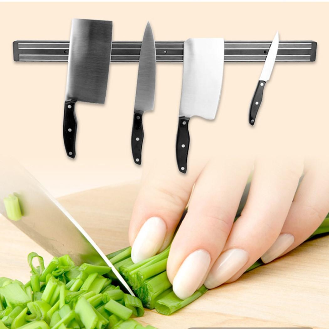 50CM Messerleiste Messerhalter Magnetleiste Geschenk Küchenmesser Edelstahl DHL