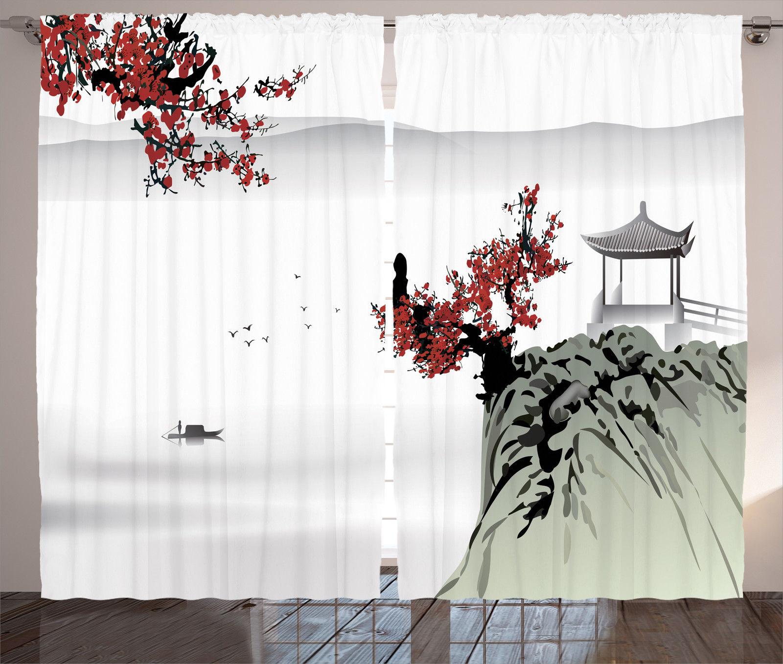 Asian Curtain Curtain Menzilperde Net