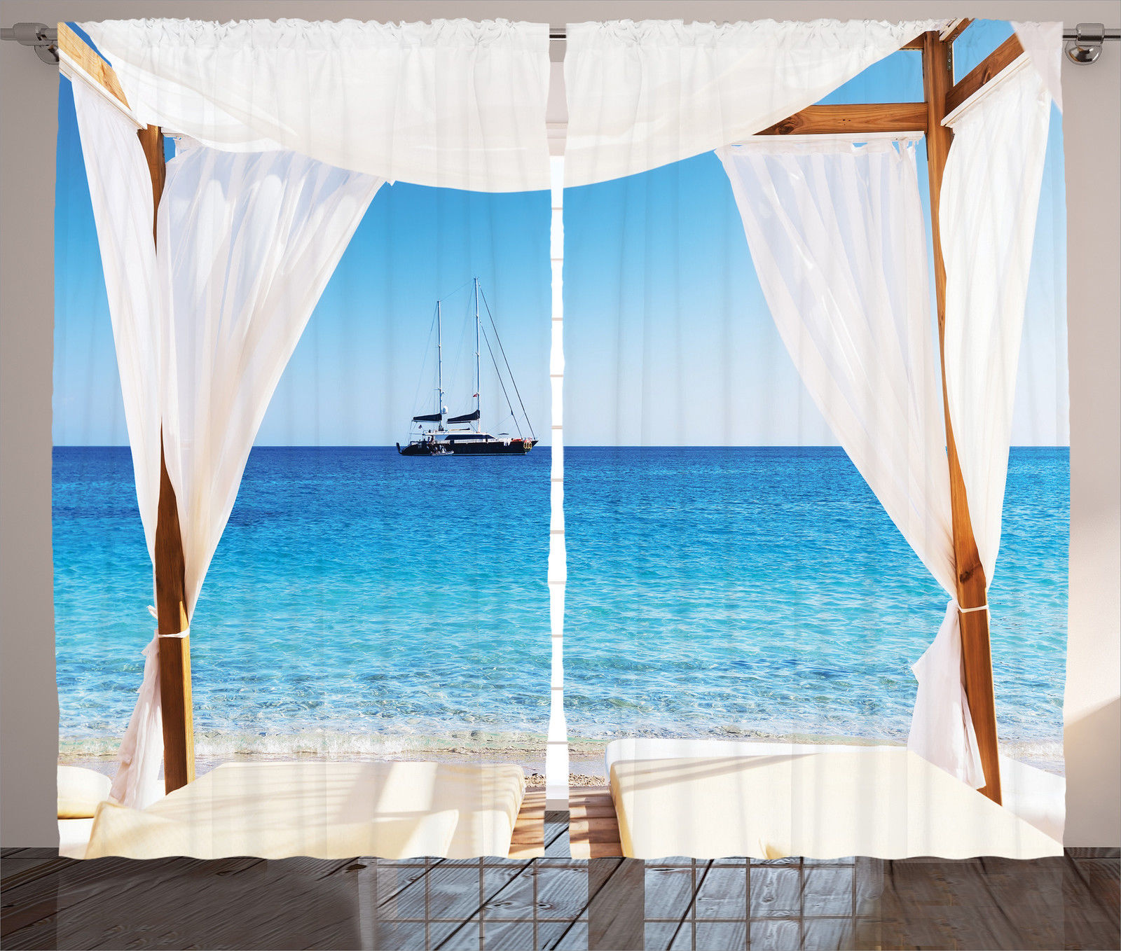 Balinese Beach Pavillion Honeymoon Natural Spa Restort Sea