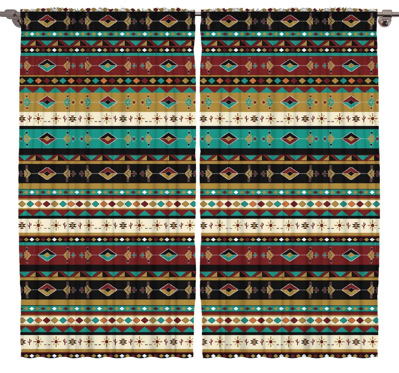 Tribal Ethnic Style Pattern African Design Decor