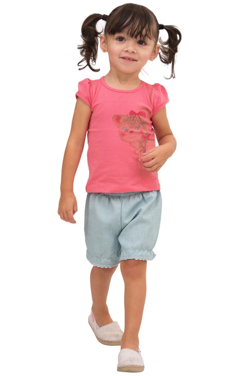 cd50b808b Pulla Bulla Baby Girl Shirt Infant Kitty Graphic Tee 3-6 Months ...