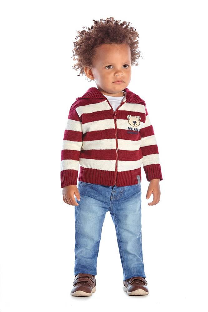 Baby Boy Zip Up Hoodie Infant Sweater Winter Jacket Pulla