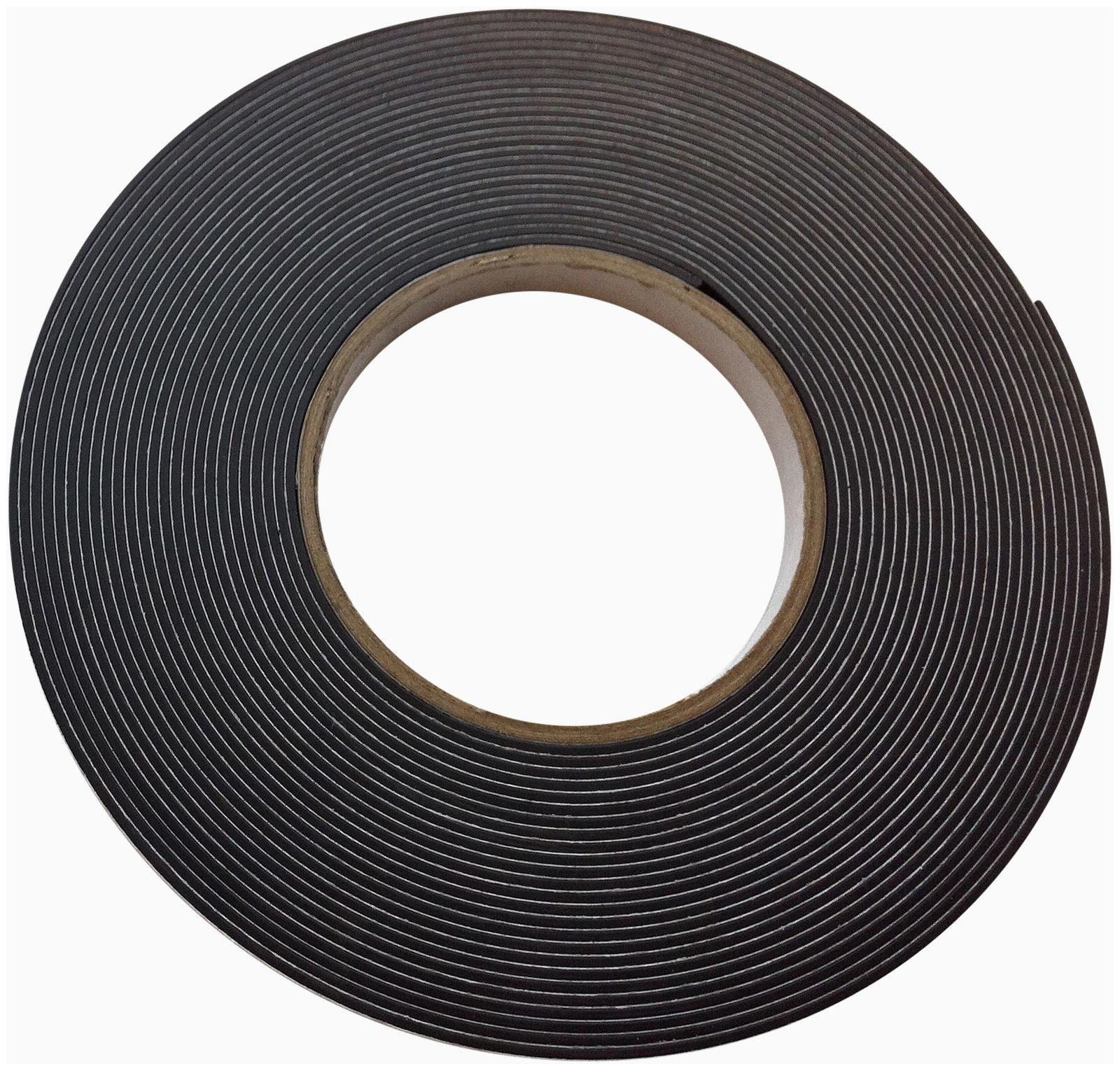 Ruban d/'acier pour secondaire vitrage 20 m Roll pour utilisation avec bande magnétique