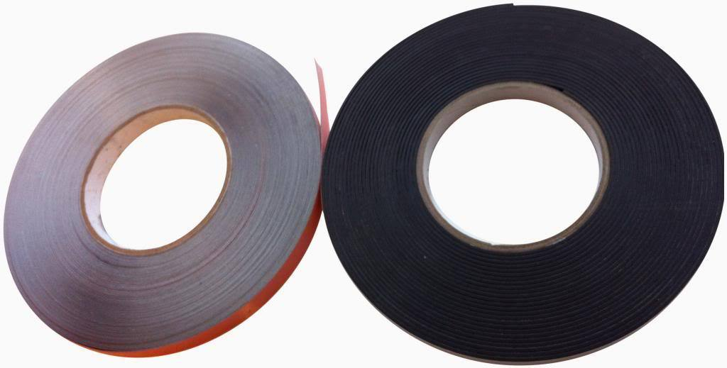 Cinta-Magnetica-De-Acero-Cinta-secundaria-Vidrios-Kits-de-diferentes-tamanos-haz-clic-y-cobrar