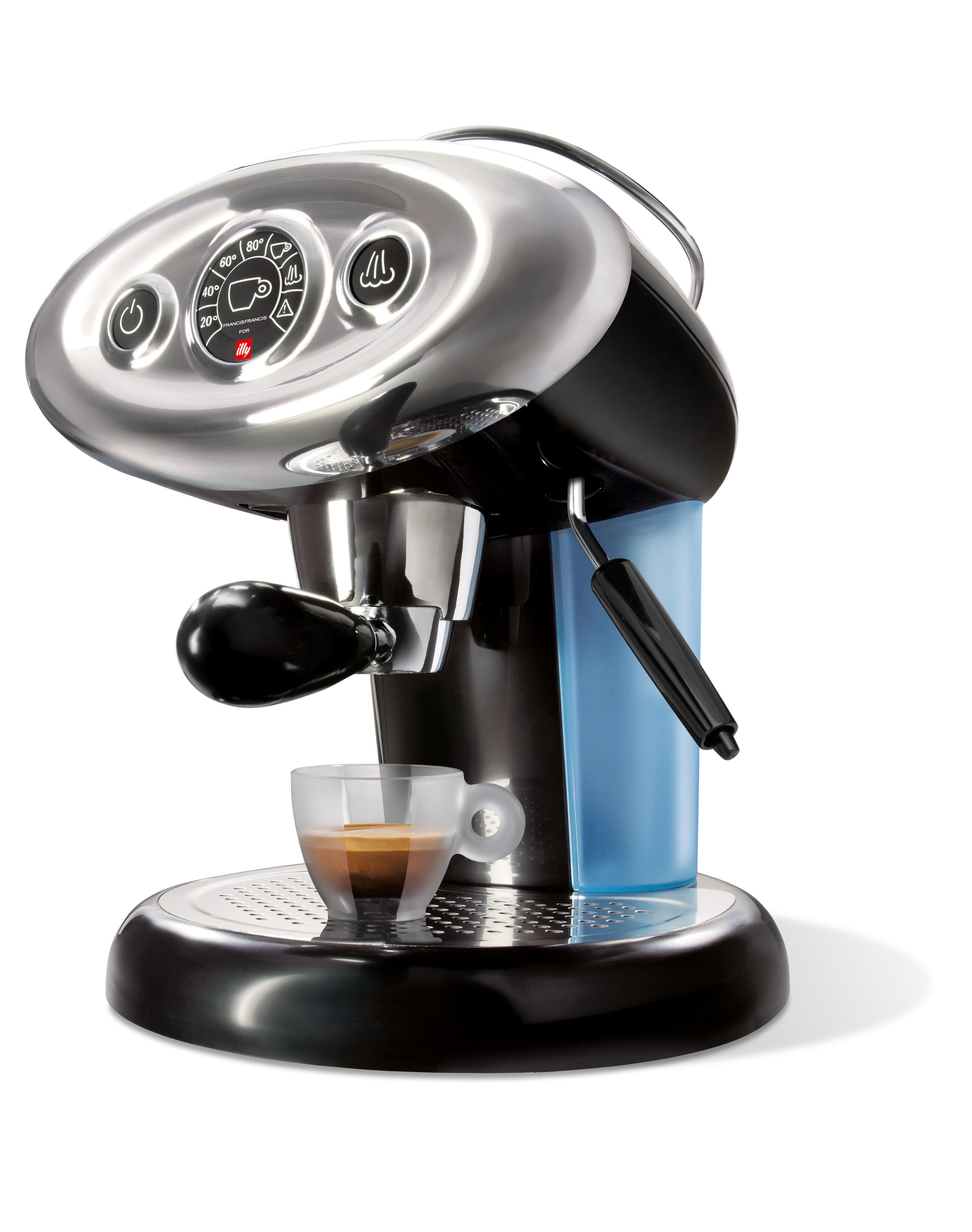 illy Francis Francis X7.1 IperEspresso machine, Espresso Maker, 120 ...