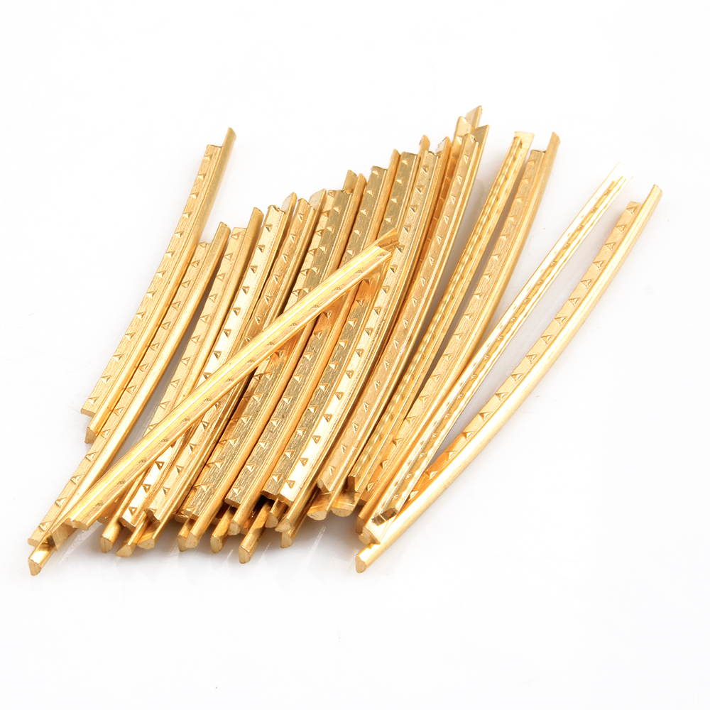 fingerboard frets guitar fret wire for classical acoustic guitar copper ebay. Black Bedroom Furniture Sets. Home Design Ideas