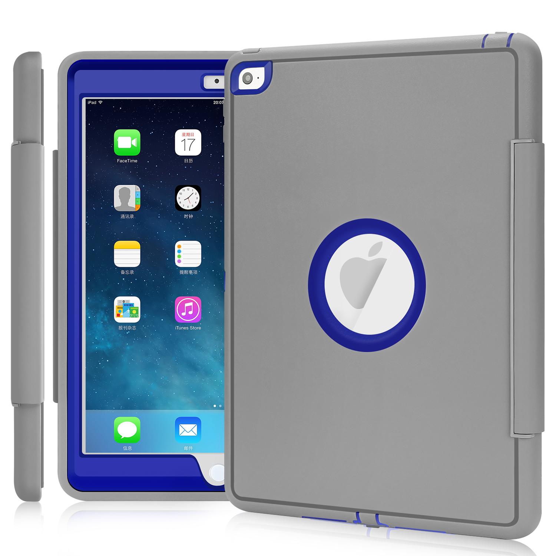kids smart shock proof heavy duty lot case cover for ipad. Black Bedroom Furniture Sets. Home Design Ideas