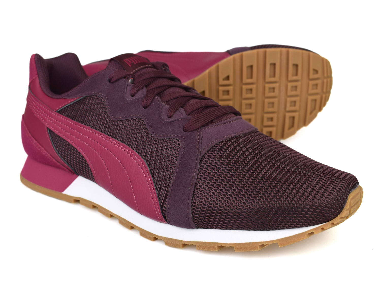 scarpe donna puma bordeaux