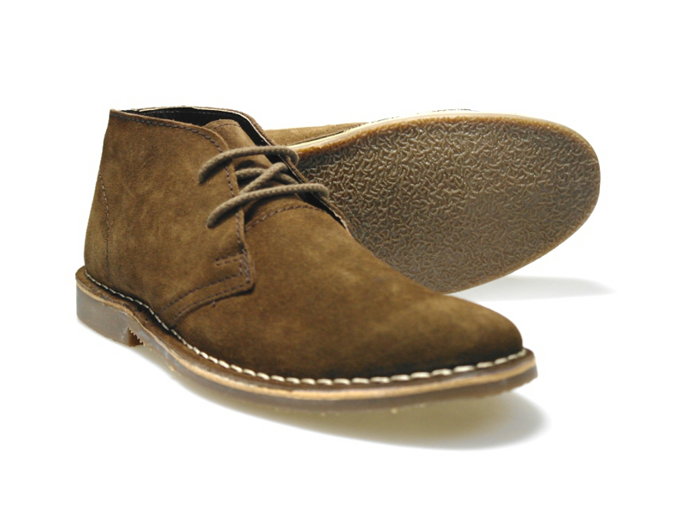 British Style Casual Working Shoes For Men