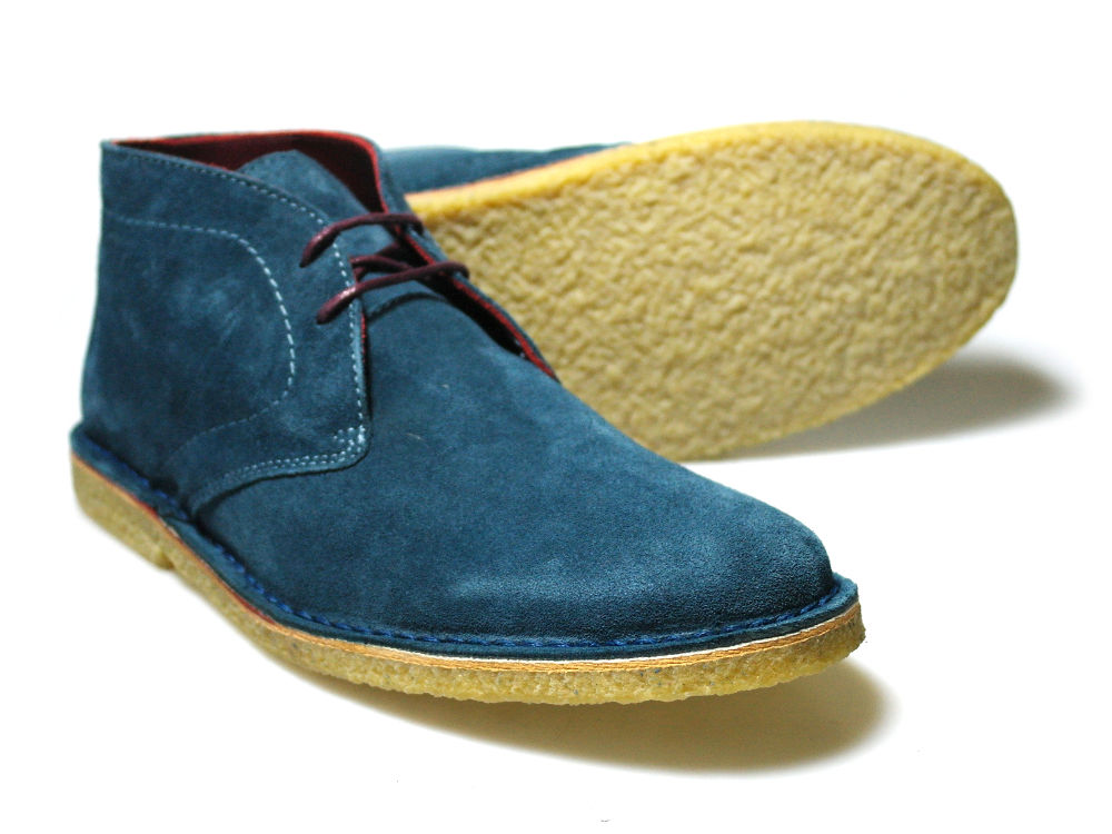 Delicious Junction Crowley Blue Suede Boots UK 6-12 RRP £75 Free UK P/&P