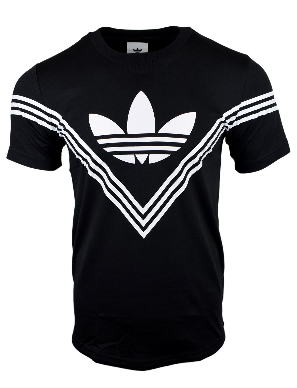 Adidas-Originals-X-White-Mountaineering-Logo-Black-T-Shirt-BQ0952-Free-UK-P-amp-P