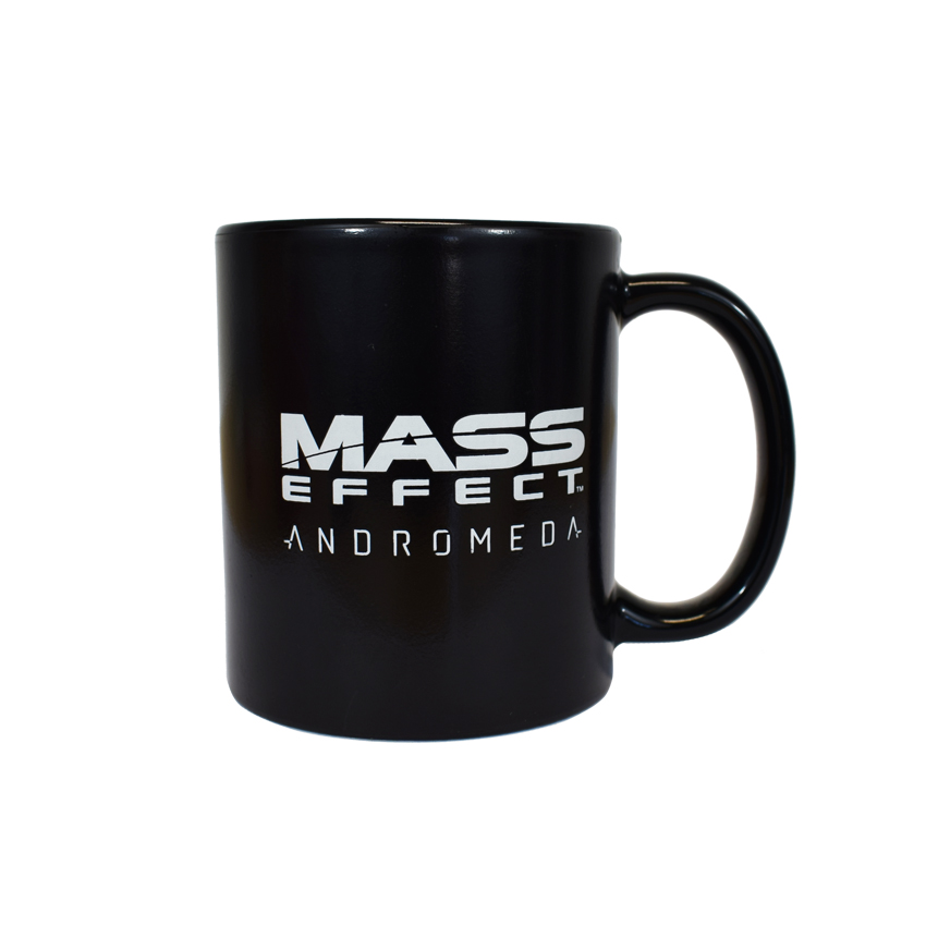 Mass Effect Andromeda Official Heat Reactive Mug