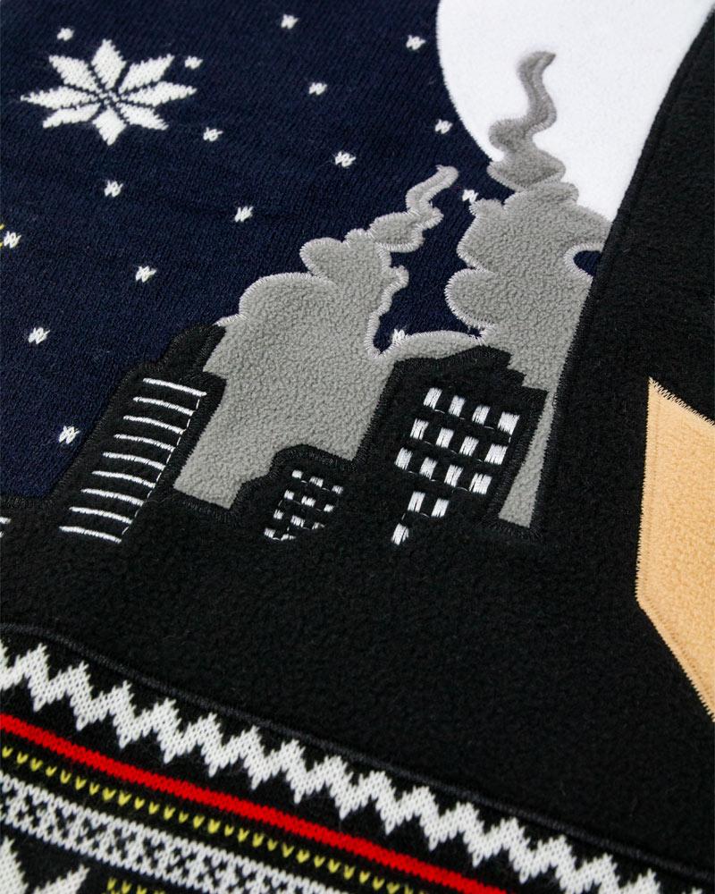 Official-Batman-vs-Joker-Christmas-Jumper-Ugly-Sweater thumbnail 12