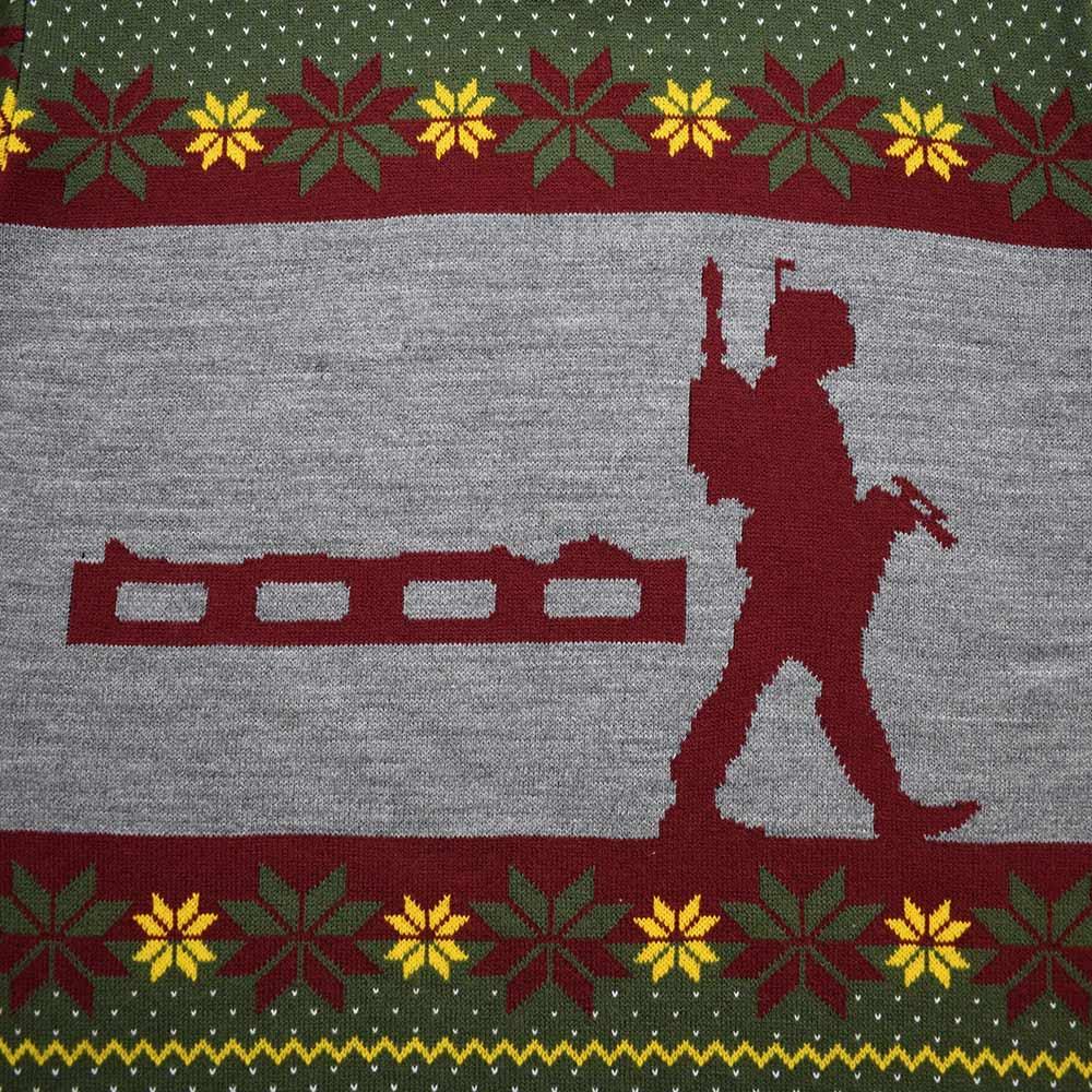 Official-Star-Wars-Boba-Fett-Nordic-Christmas-Jumper-Ugly-Sweater thumbnail 11