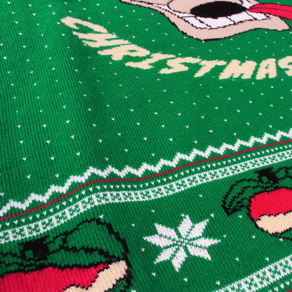 Official-Crash-Bandicoot-Christmas-Jumper-Ugly-Sweater thumbnail 11