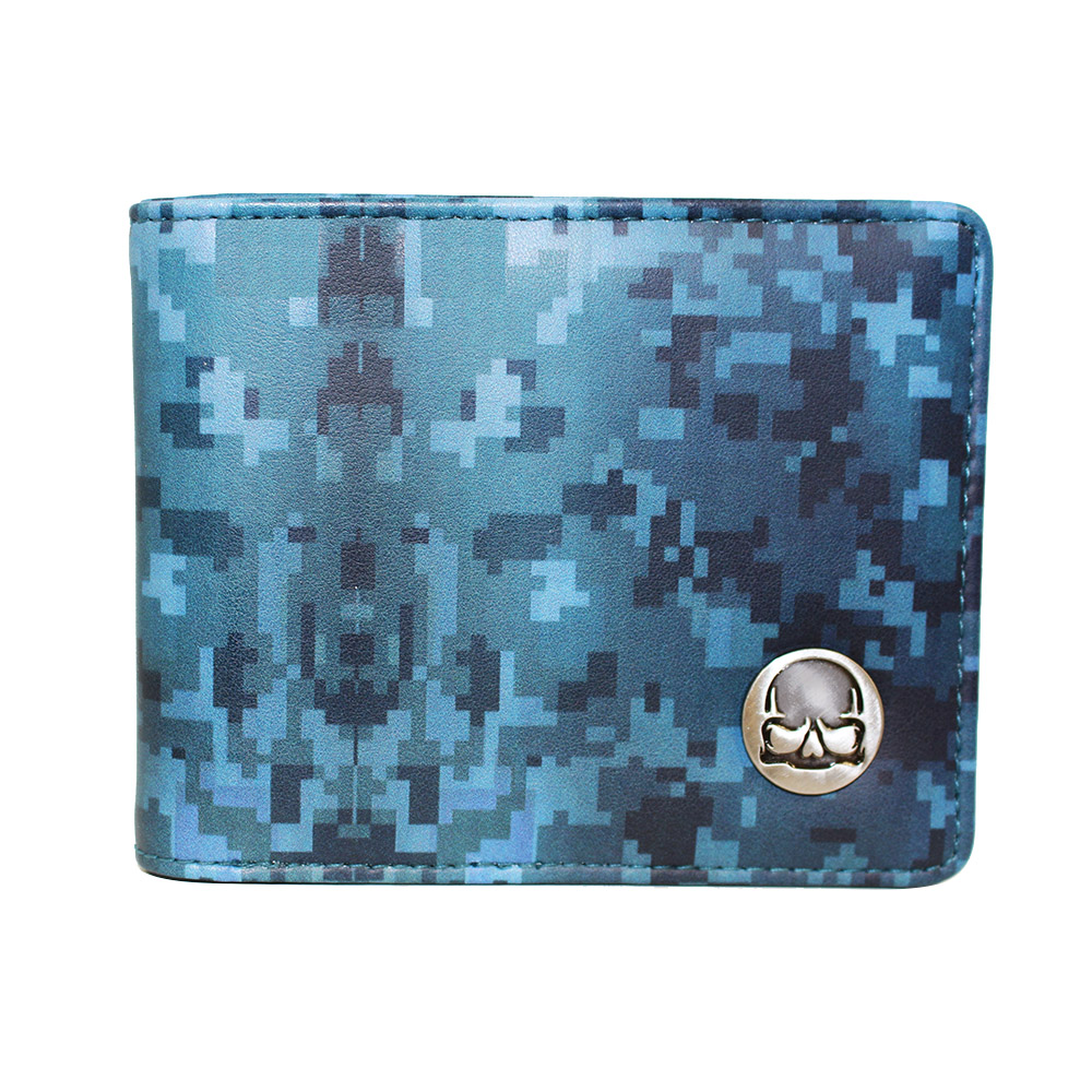 Official Call Of Duty Digi Camo Wallet