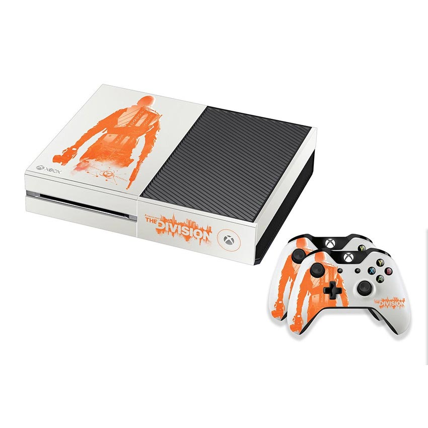The Division Official Shd Agent Xbox One Skin Pack