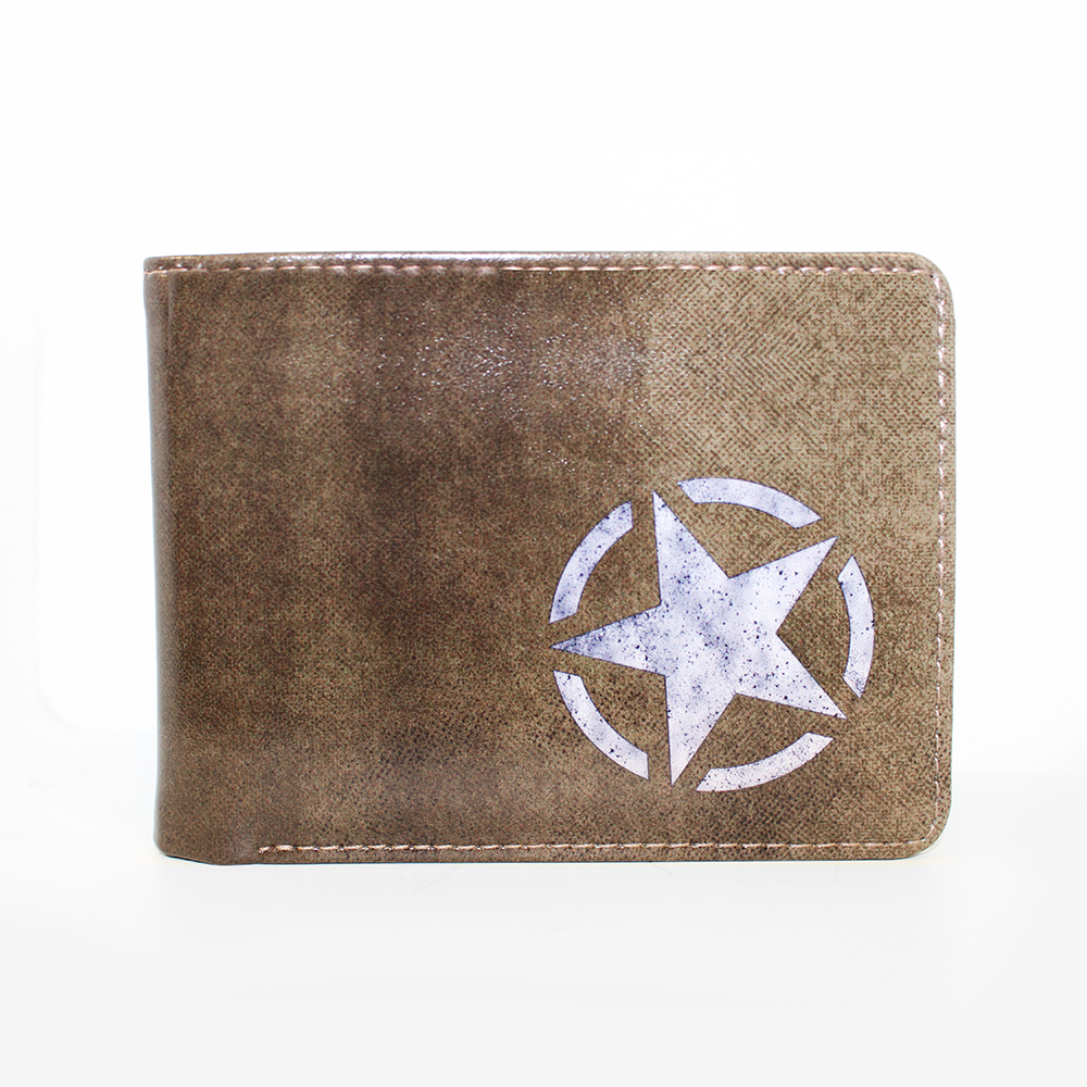 Official Call Of Duty Freedom Star Wallet