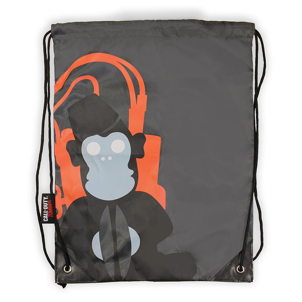 Official Call Of Duty Monkey Bomb Drawstring Bag