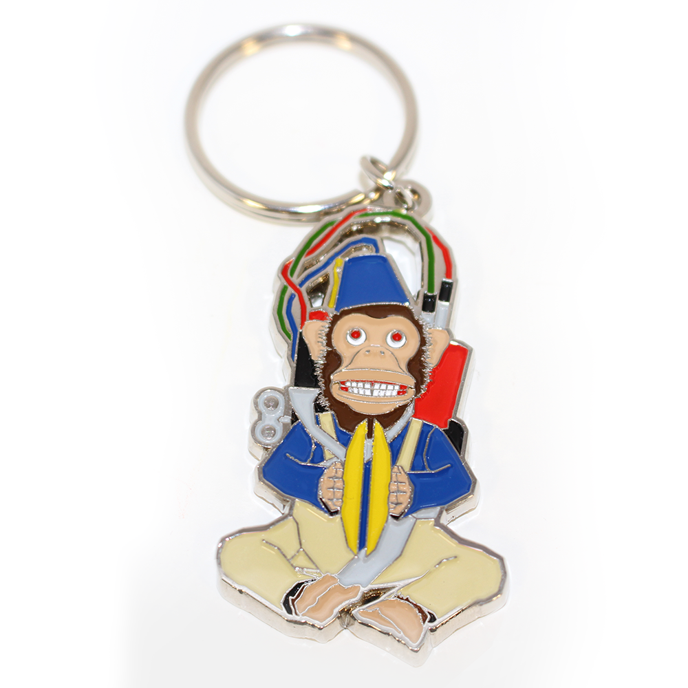 Official Call of Duty Monkey Bomb Key Chain 747180371499  6d3f70285df1