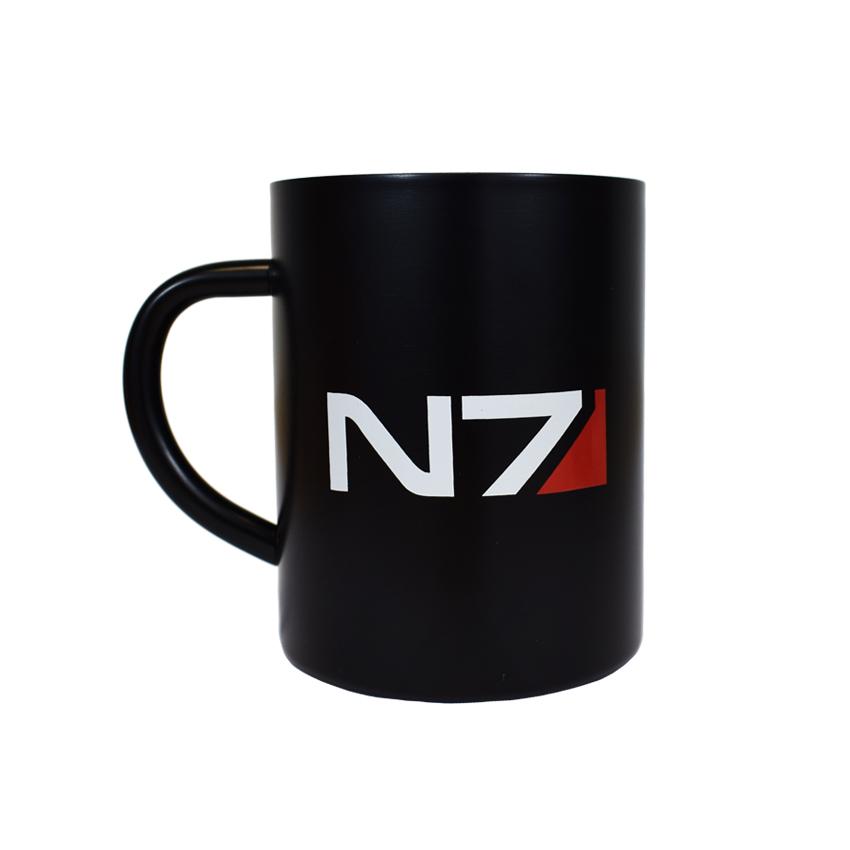 Mass Effect N7 Official Steel Mug