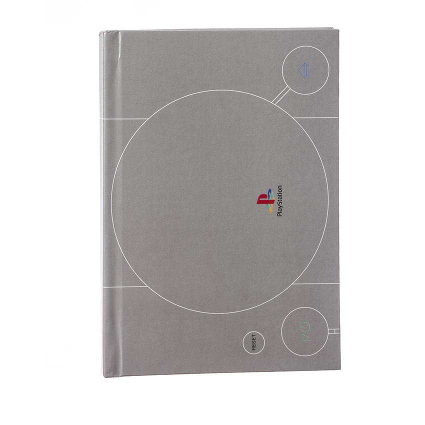 Sony Playstation Official Console Notebook