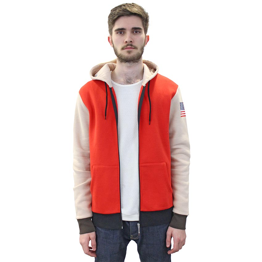 Street Fighter Official Ken Hoodie (extra Large)