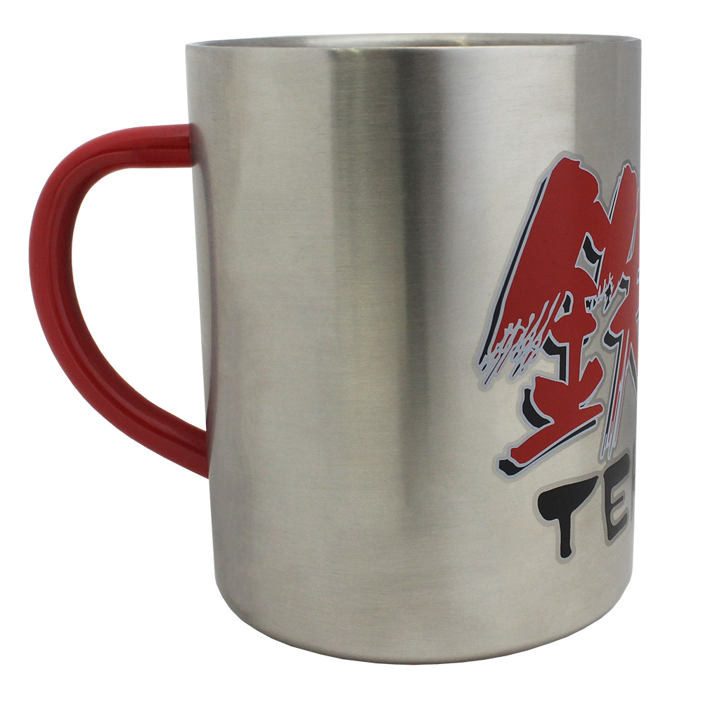 Official Classic Tekken Steel Mug